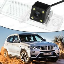 CCD Car Camera Rear View Reverse Backup Parking Review for 2011-2016 BMW X3 F25