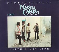 Magna Carta - Midnight Blue / Live & Let Live [2xCD set]