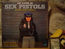 LOS PUNK ROCKERS Los Exitos De Sex Pistols LP/'78 Spain/INSANE EXPLOITO-PUNK/kbd
