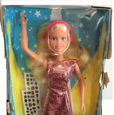 Sindy Cool Pop Star 1998 Damaged Box NRFB