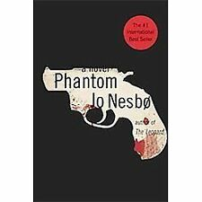 Phantom, Nesbo, Jo, Good Condition, Book