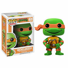 Funko POP! Television Teenage Mutant Ninja Turtles Michelangelo Vinyl Figure 62