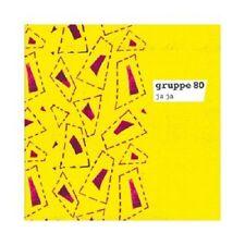 GRUPPE 80 - JAJA  CD  INDEPENDENT ROCK  NEU