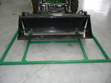 HAYES TRACTOR SMUDGE BAR 8FT 4 IN 1 FRONT END LOADER (BOBCAT/SKID STEER)