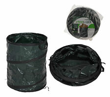 Heavy Duty Large Pop Up Garden Bag Waste Weeds Leaves Garden Bin Carry Bag Sack
