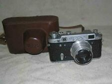FED 2 Vintage Russian Soviet camera Leica 35 mm USSR Rare  Excellent