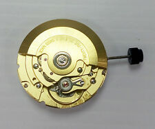 GENUINE SWISS MADE ETA 2824-2 AUTOMATIC MOVEMENT GOLD NEW WHITE OR BLACK DATE