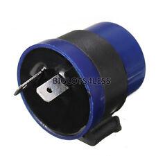12v Audible LED Flasher Relay 12 volt Blinker Winker Electronic Beeping Honda