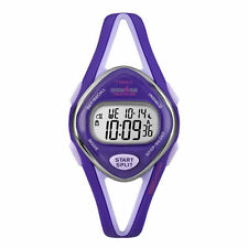 "Timex T5K654 Women's ""Ironman Triathlon"" 50-Lap Resin Watch, Alarm, T5K6549J"