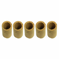 Instrument Clinic Alto Saxophone Neck Cork, Seamless, 5 Pack, Cork Only