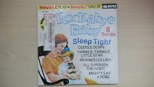 Wonderland Records ROCKABYE BABY 6 Songs Double Play 45rpm 1966