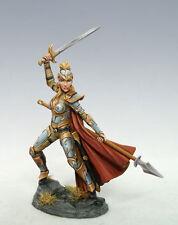Dark Sword Female Elven Fighter miniature metal new