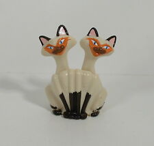 "RARE 1997 Si & Am 3"" Siamese Cats Action Figure McDonald's Europe Lady & Tramp"