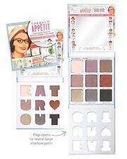 theBalm Cosmetics Appetit  Eyeshadow Palette *The Balm* NIB (9 eyeshadow colors)