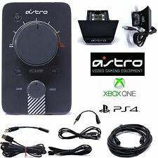NEW Astro Gaming MixAmp Pro With All Cables for Xbox One Ps3 Ps4 Xbox 360 PC