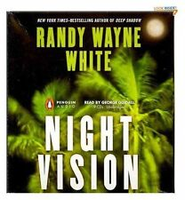 Brand New Doc Ford: Night Vision No. 18 by Randy Wayne White (2011, CD)