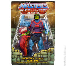 Dragon Blaster Skeletor 2012 MOC Masters of the Universe® Classics MOTUC_NEU&OVP