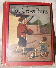 1923 Reprint Bye-lo Series Hot Cross Buns Mother Goose Blanche Fisher Wright