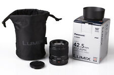 Panasonic Lumix G 42,5mm 42,5 mm f1, 7 Power OIS objetivamente Panasonic comerciantes
