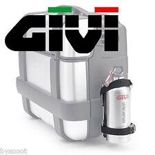 Supporto per borraccia thermos E162 GIVI cinghie manutenzione viaggio trekking