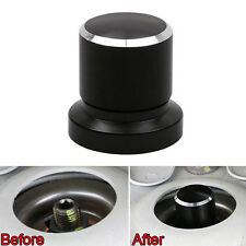 Black Shock Absorber Screw Cap Cover Waterproof Dustproof For CX-9 CX-5 3 5 6