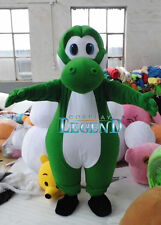 Super Mario Yoshi mascot costume Lovely Gragon mascot costume for party