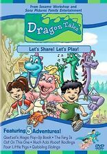 Dragon Tales - Let's Share! Let's Play! Andrea Libman, Danny McKinnon, Ty Olsso