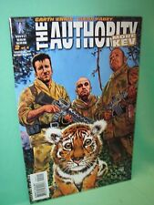 The Authority More Kev #2 Wildstorm Comic Comics F/VF Condition Garth Ennis