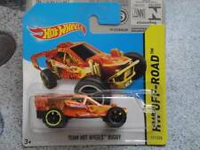 Hot Wheels 2014 #111/250 TEAM Hot Wheels BUGGY orange HW OFF-ROAD BFD01 Batch E