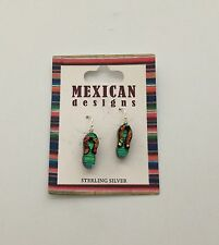 New Mexican Designs Sandals Earrings Jewelry Sterling Silver 925