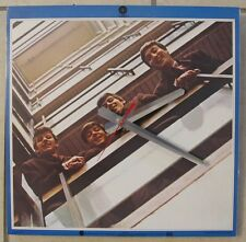 THE BEATLES-BLUE '62 ALBUM COVER CLOCK--GREAT GIFT!*FREE SHIPPING!!-