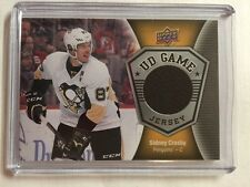 2016-17 Series One Sidney Crosby Jersey UD Game Upper Deck 16/17