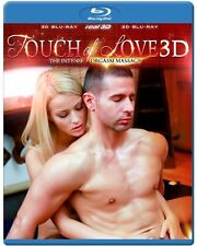 TOUCH OF LOVE 3D THE INTENSE ORGASM MASSAGE BLU RAY 3D + BLU RAY NEW! COUPLES