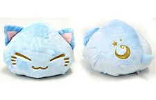 Nemuneko 12'' Light Blue Sleeping Cat Plush Anime Manga NEW