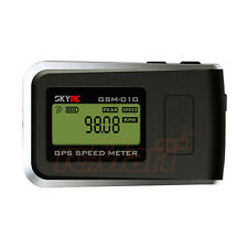SKYRC GSM-010 GPS Speed Meter RC Cars Multirotor Helicopter #SK-500002-01