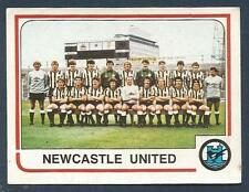 PANINI FOOTBALL 84-#421-NEWCASTLE UNITED TEAM PHOTO