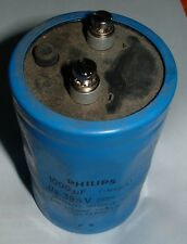 Philips  1000uf 385V screw terminal capacitor 2222-115-18102 Mullard 115 series
