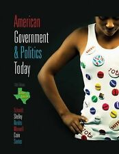American Government and Politics Today - Texas Edition, 2009-2010 Book