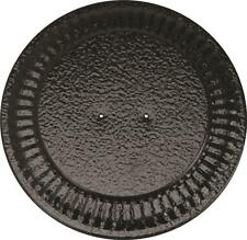 "NEW IMPERIAL BM0026 ADJUSTABLE BLACK 4"" - 8"" STOVE PIPE FLUE HOLE COVER 6719900"