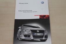 175984) VW Passat - Zubehör - Prospekt 01/2007