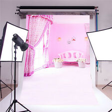 Cute Baby Background Photo Studio Prop Vinyl Children 5x7FT Photography Backdrop