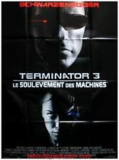 TERMINATOR 3 Affiche Cinéma / Movie Poster ARNOLD SCHWARZENEGGER