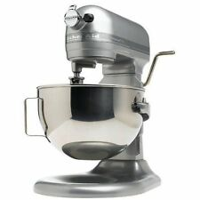 KitchenAid  KG25HOXMC Professional 5 Plus 5-Quart Stand Mixer, Metallic Chrome