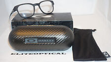 New Authentic EYEGLASSES FRAME OAKLEY Cloverleaf black OX1078-0849 49-19-140