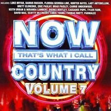Various Artists - NOW That's What I Call Country, Vol 7 - CD Album Damaged Case