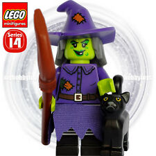 LEGO 71010 Minifigures Monsters Series 14 - No.4 Wacky Witch Minifigure