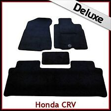 Honda CRV Manual (2002 2003 2004 2005 2006) Tailored LUXURY 1300g Car Mats
