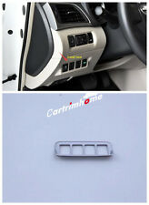 Interior Rearview Mirror Switch Cover Trim 1pcs For Nissan Sentra Sylphy 2016
