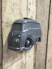 VW Splitty Camper Wall Mounted CHRISTMAS Beer Bottle Cap Opener Volkswagen Bay