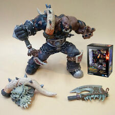 WOW WORLD OF WARCRAFT SERIES 3 ORC WARRIOR GARROSH HELLSCREAM ACTION FIGURES TOY